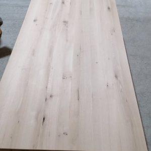Oak massive panels